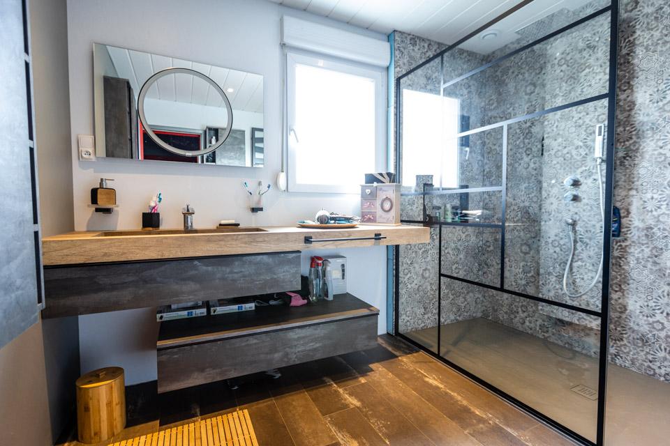 Rénovation de salle de bain à Nancy
